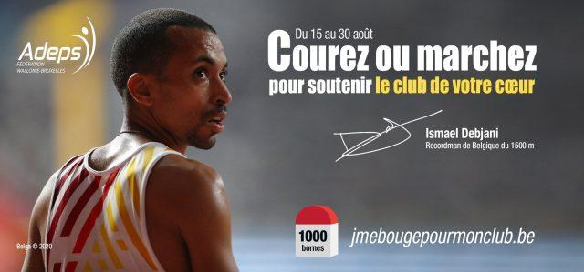 Challenge «1000 bornes» – «Jemebougepourmonclub»